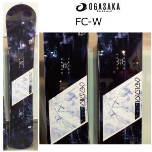 4大特典付 19 OGASAKA FC-W 2サイズ オガサカ エフシーダブリュ― セミハンマーヘッド 19Snow スノーボード 18-19|extreme-ex