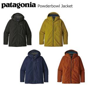 19 PATAGONIA PowderBowl Jacket パタゴニア パウダーボール ジャケット スノーボードウエア 18-19 2018 19Snow|extreme-ex