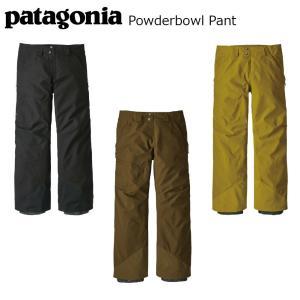 19 PATAGONIA Powderbowl Pant パタゴニア スノーショット パンツ スノーボードウエア 18-19 2018 19Snow|extreme-ex