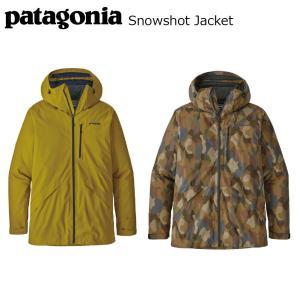 一部入荷 19 PATAGONIA Snowshot Jacket パタゴニア スノーショット ジャケット スノーボードウエア 18-19 2018 19Snow|extreme-ex