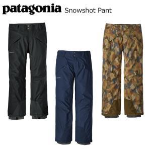 一部入荷 19 PATAGONIA Snowshot Pant パタゴニア スノーショット パンツ スノーボードウエア 18-19 2018 19Snow|extreme-ex