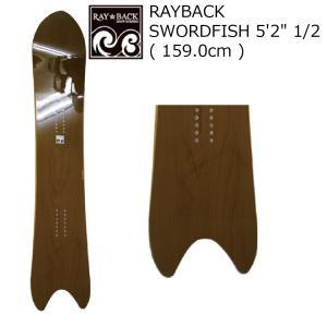 5大特典付 19 RAYBACK SWORDFISH 5'2