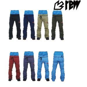 19 REW STRIDER JEAN Pant SLIM-Fit GORE-TEX アールイーダブリュー ストライダー ジーン パンツ スノーボードウエア 18-19 2018 19Snow|extreme-ex