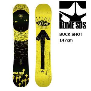 18 ROME BUCKSHOT 147cm ローム バックショット 17-18 2017-18|extreme-ex