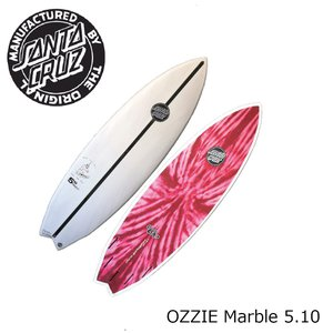SANTA CRUZ OZZIE Marble 5.10 サンタクルーズ オジー フレックス ニー〜ヘッド サーフボード|extreme-ex