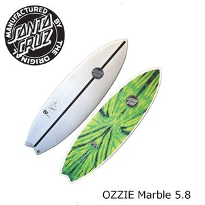 SANTA CRUZ OZZIE Marble 5.8 サンタクルーズ オジー フレックス ニー〜ヘッド サーフボード|extreme-ex