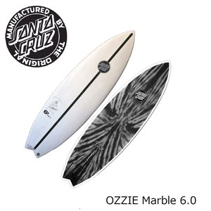SANTA CRUZ OZZIE Marble 6.0 サンタクルーズ オジー フレックス ニー〜ヘッド サーフボード|extreme-ex