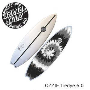 SANTA CRUZ OZZIE Tiedye 6.0 サンタクルーズ オジー フレックス ニー〜ヘッド サーフボード extreme-ex
