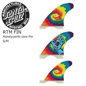 SANTA CRUZ RTM FIN Honeycomb Core Fin LIGHT サンタクルーズ サーフボードフィン|extreme-ex