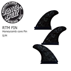SANTA CRUZ RTM FIN Honeycomb Core Fin STIFF サンタクルーズ サーフボードフィン|extreme-ex