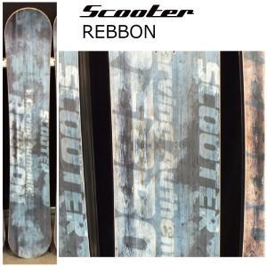 予約商品 5大特典付 19 SCOOTER REBBON 6サイズ スクーター リボン 19Snow スノーボード 18-19|extreme-ex
