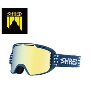 19 SHRED Goggle AMAZIFY TORPEDO CBL/HERO/CBL Green/Plasma Reflect シュレッド アメージファイ ボードゴーグル 18-19 19Snow|extreme-ex