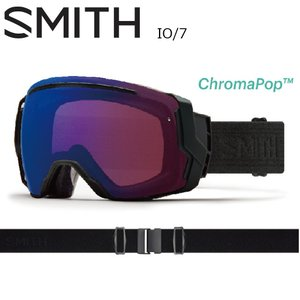 19 SMITH Goggle I/O7 BLACKOUT / CP PHOCHRMIC ROSE FLASH スペア付 スミス アイオーセブン  19Snow|extreme-ex