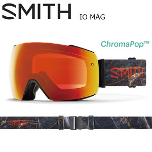 19 SMITH Goggle IO MAG SAGE AC / CP EVERYDAY RED MIRROR スペア付 スミス アイオー マグ 19Snow|extreme-ex