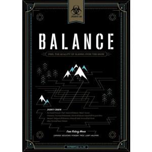 スノーボード DVD 『 JOINT 016 BALANCE 』国産 カービング POTENTIAL FILM ポスト投函(メール便) extreme-ex
