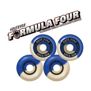 SPITFIRE Wheels スケートボード ウィール 【 FORMULA FOUR Lock Ins 99DURO 】 スケボー スピットファイヤー|extreme-ex