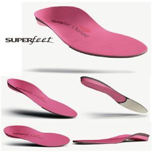 SUPERFEET HOTPINK スーパーフィート ホットピンク カットして使うインソール インソールスニーカー 靴 靴ケア用品・アクセサリ インソール(中敷)|extreme-ex