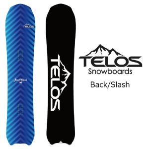予約商品 5大特典付 19 TELOS Back/Slash テロス バック/スラッシュ 19Snow スノーボード|extreme-ex