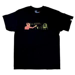 TOYMACHINE PRINT TEE SHIRT BLACK トイマシーン S/S Tシャツ TMS18ST6|extreme-ex