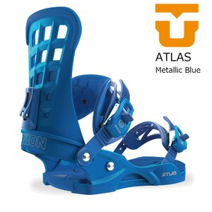 18 UNION ATLAS B/D MatteBlue ユニオン アトラス スノーボード バインディング 17-18 2017 2017-18|extreme-ex