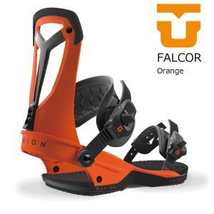 18 UNION FALCOR B/D Orange ユニオン ファルコア スノーボード バインディング 17-18 2017 2017-18|extreme-ex
