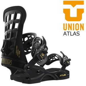 19 UNION ビンディング ATLAS Binding Matte Black ユニオン アトラス スノーボード 18-19 2018 snowboard|extreme-ex