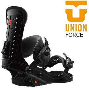 4大特典付 18-19 UNION ビンディング FORCE Binding Black ユニオン フォース スノーボード バインディング 18-19 2018 2019 snowboard スノボ|extreme-ex