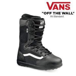 予約商品 3大特典付 19 VANS Boots STANDARD BLACK/WHITE バンズ スタンダード シューレース (ひも) スノーボードブーツ 18-19 2018|extreme-ex