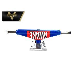 VENTURE Trucks MOTTO LTD TEAM skiline blue/ polished LO スケートボード トラック ベンチャー スケボー|extreme-ex