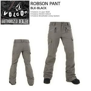 18 VOLCOM W ROBSON Pant 4カラー ボルコム ロブソン パンツ 17-18 2017-18 extreme-ex
