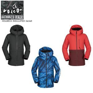 19 VOLCOM HOLBECK Jacket (K・Y) ボルコム ホルベック ジャケット スノーボードウエア 18-19 2018 19Snow|extreme-ex