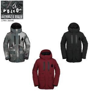 予約商品 19 VOLCOM LYNX Jacket ボルコム ジャケット スノーボードウエア 18-19 2018 19Snow|extreme-ex