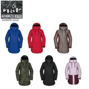予約商品 19 VOLCOM WINROSE Jacket (W) ボルコム ウインローズ ジャケット スノーボードウエア 18-19 2018 19Snow|extreme-ex