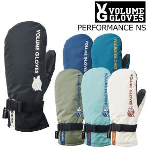 予約商品 21-22 VOLUME Gloves ボリューム GORE-TEX Performance MITT LIMITED パフォーマンスミット リミテッド S M L 限定カラー メンズ レディース|extreme-ex