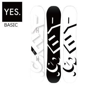 予約商品 5大特典付 19 YES Snowboards BASIC イエス ベーシック 19Snow スノーボード|extreme-ex