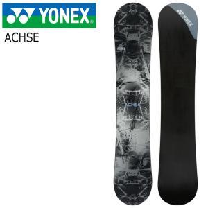 4大特典付 18 YONEX ACHSE ブラック/アッシュグレイ グラトリならこれ (AC17) 3サイズ ヨネックス アクセ グラトリ パーク ジャンプ スノーボード 板 17-18|extreme-ex