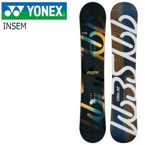 18 YONEX INSEM レーザーイエロー (AC17) 3サイズ ヨネックス インセム グラトリ パーク ジャンプ スノーボード 板 17-18|extreme-ex