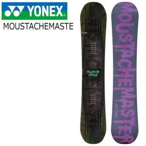 18 YONEX MOUSTACHEMASTER ディープパープル (MM17) 3サイズ ヨネックス マスターシーマスター グラトリ パーク ジャンプ スノーボード 板 17-18 2017|extreme-ex