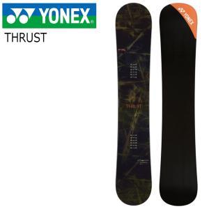 4大特典付 18 YONEX THRUST アールブラウン (TH17) 4サイズ ヨネックス ヨネックス スラスト レーシング テクニカル スノーボード 板 17-18 2017-18|extreme-ex