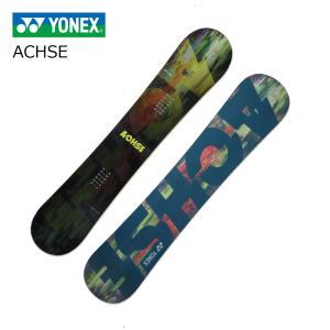 予約商品 5大特典付 19 YONEX ACHSE フラッシュイエロー (AC18) 3サイズ ヨネックス アクセ グラトリ パーク ジャンプ 19Snow スノーボード 18-19|extreme-ex