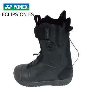 3大特典付 19 YONEX ECLIPSION FS ブラック/ブラック (BTECFS18) ヨネックス エクリプション ハードフレックス  パワークッション+ 19Snow 18-19|extreme-ex