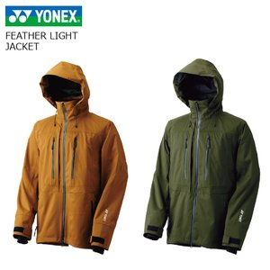 19 YONEX FEATHER LIGHT JACKET ヨネックス フェザーライト ジャケット 19Snow 18-19|extreme-ex