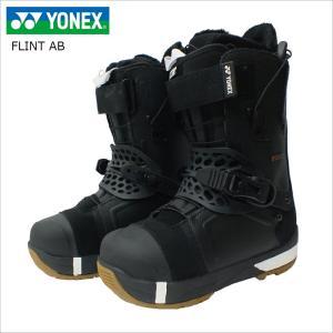 数量限定 19 YONEX FLINT AB ブラック (BTFLAB18) Boots ステップインブーツ ヨネックス フリント アキュブレイド スノーボード ブーツ 18-19|extreme-ex