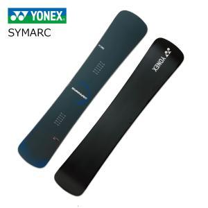 5大特典付 19 YONEX SYMARC ダークガン (SY18) 3サイズ ヨネックス シマーク エムジー ハンマーヘッド カービング 19Snow スノーボード 18-19|extreme-ex