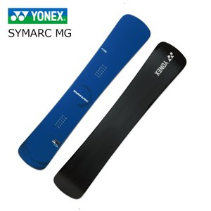 予約商品 5大特典付 19 YONEX SYMARC MG ディープブルー (SY18M) 3サイズ ヨネックス シマーク エムジー ハンマーヘッド カービング 19Snow スノーボード 18-19|extreme-ex