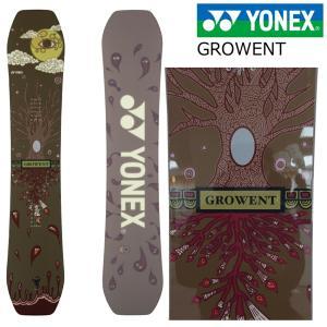 予約商品 21-22 YONEX ヨネックス GROWENT グローエント グラトリ ラントリ ジブ メンズ 板 スノーボード スノボー スノボ 送料無料 正規品|extreme-ex