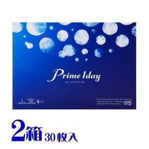送料無料 アイレ 1日タイプ コンタクトレンズ プライムワンデー(30枚入×2箱セット)|eyelife