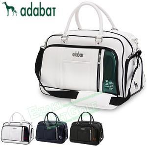 adabat(アダバット)日本正規品 ボストンバッグ 「ABB403」|EZAKI NET GOLF