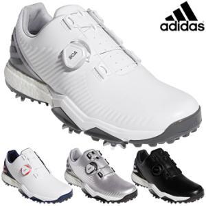 adidas Golf(アディダスゴルフ) 日本正規品 ADIPOWER 4ORGED BOA (アディパワーフォージドボア) ソフトスパイクゴルフシューズ 2019モデル 「BTE46」|ezaki-g