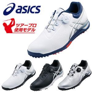 ASICS(アシックス)日本正規品 GEL-ACE TOUR3 Boa (ゲルエースツアースリーボア) ソフトスパイクゴルフシューズ 2018モデル 「TGN923」|ezaki-g